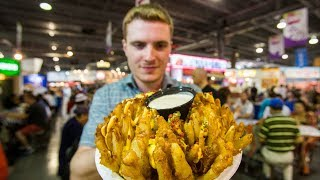LETS GO TO THE EX!: Checking out the food vibe at the CNE