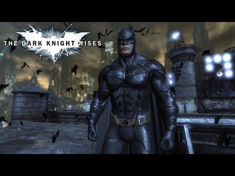 Batman Arkham City   CaptainJack's The Dark Knight Movie Suit - Mod