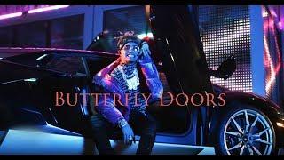 Lil Pump-Butterfly Doors (instrumental with hook+lyrics) Video