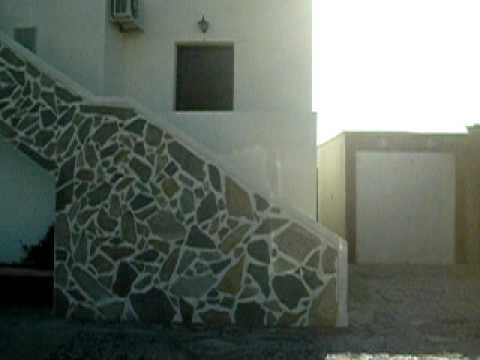 Our Hostel in Santorini, Greece