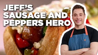 Jeff's Sausage and Peppers Hero | Food Network