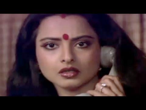 Jeetendra, Rekha, Jaan Hatheli Pe -  Emotional Scene 13/21