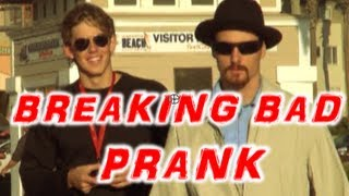 BREAKING BAD PRANK