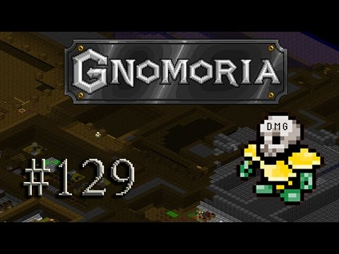 Let's play Gnomoria #129 - Rethinking the logistical infrastrucure