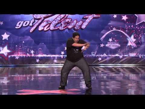 Sam B (Dancing Superstar?) Americas Got Talent Season 6 Episode 8