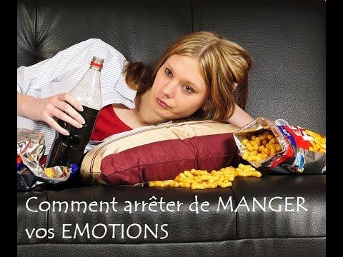 COMMENT ARRETER DE MANGER SES EMOTIONS