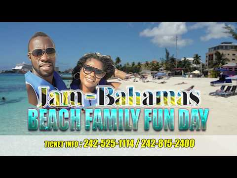 BarrelNation Psalm 3312 : Jam-Bahamas Beach Family Funday Promo Video