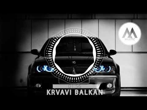 THCF ft. Coby - Krvavi Balkan (DJ MILETIC MASHUP REMIX)