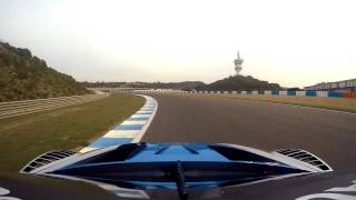 Onboard in the Marc VDS Renault RS.01