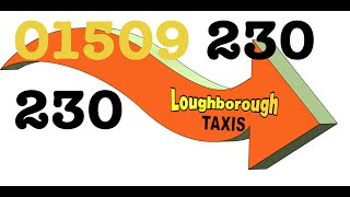 Loughborough Taxi Number Call On 01509230230