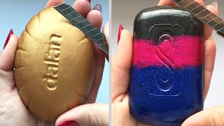 Soap Carving ASMR ! Relaxing Sounds ! Satisfying ASMR Video | P111