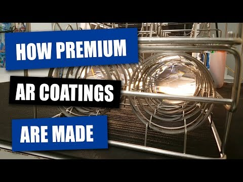 How Premium AR Coatings Are Made