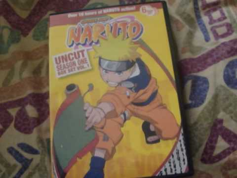 — Free Streaming Naruto Uncut Box Set, Vol. 16