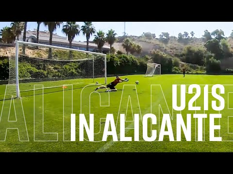 U21S AT WORK IN ALICANTE ☀️| All goals and saves as pre-season continues