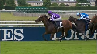 Aidan O'Brien and Ioritz Mendizabal DOMINATING the French Classics! Joan Of Arc wins the French Oaks