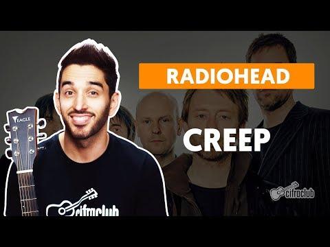 CREEP - Radiohead  Como tocar no violão
