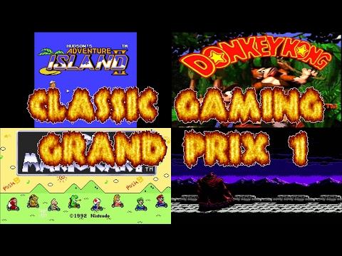 Adventure Island II Part 1 - CGGP 1 Game 1