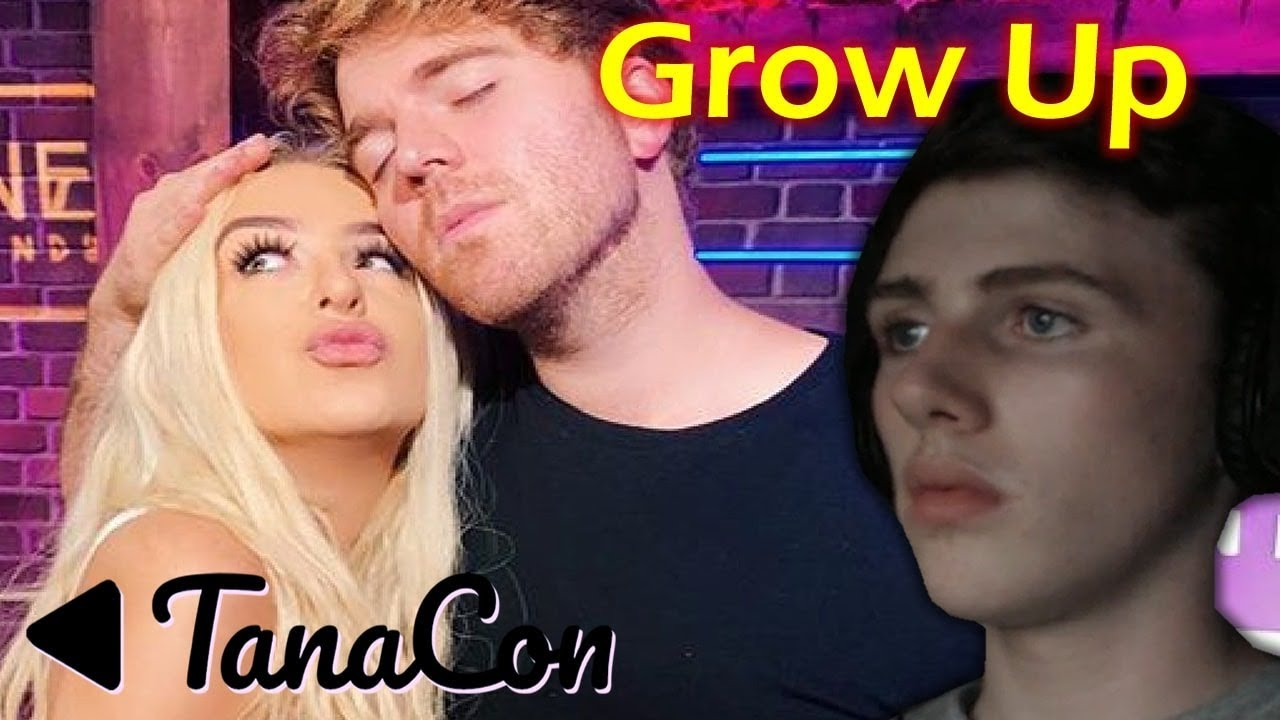 I Dislike Shane Dawson & His Videos On TanaCon (Reacting To Shane Dawson and Tana Mongeau)