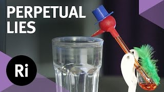 How To Debunk Perpetual Motion Machines - with Tom Scott
