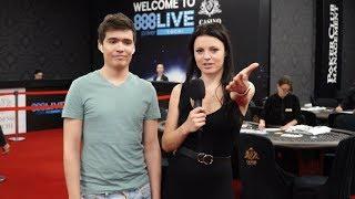 888 LIVE FESTIVAL SOCHI: Сергей Кудрявцев - новенький в нашей камере