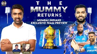 Mumbai Indians: EXCLUSIVE TEAM PREVIEW | The Mummy Returns: Homecoming | #IPL2021 | R Ashwin