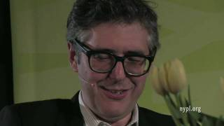 Ira Glass & Etgar Keret | LIVE from the NYPL