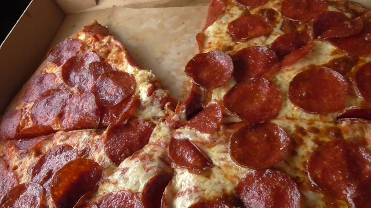 Little Caesars Extra Most Bestest Pizza More CheeseMore Pepperoni 2017 Food Reviews