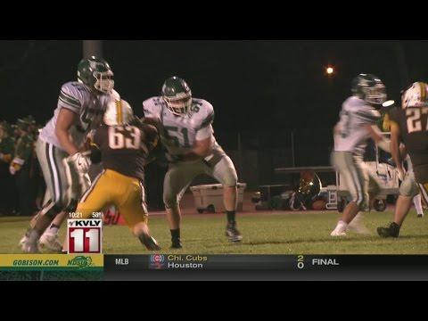 Sports: North Dakota Prep Football Friday, September 9