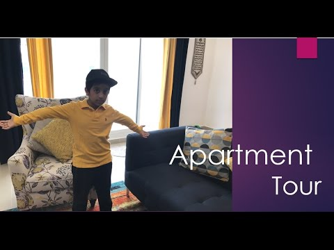 My Abu Dhabi Apartment Tour