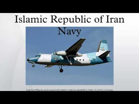 Islamic Republic of Iran Navy