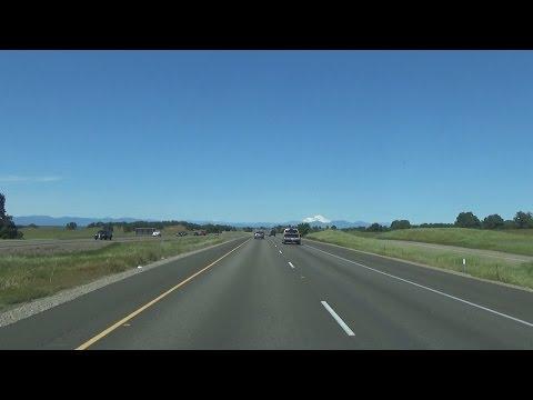 2K16 (EP 2) Interstate 5 thru the Rolling Hills near Red Bluff, California