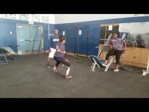 Girls w/ Coach Jack Fam1st