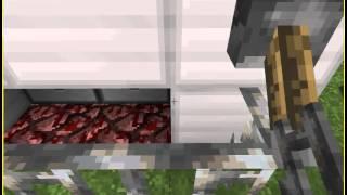 Видео урок №2 (как сделать мини камин в майнкрафт?)