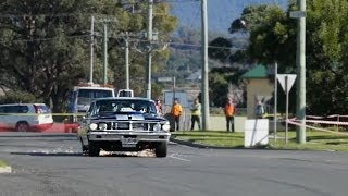 Targa Tasmania 2014 - Prologue Highlights