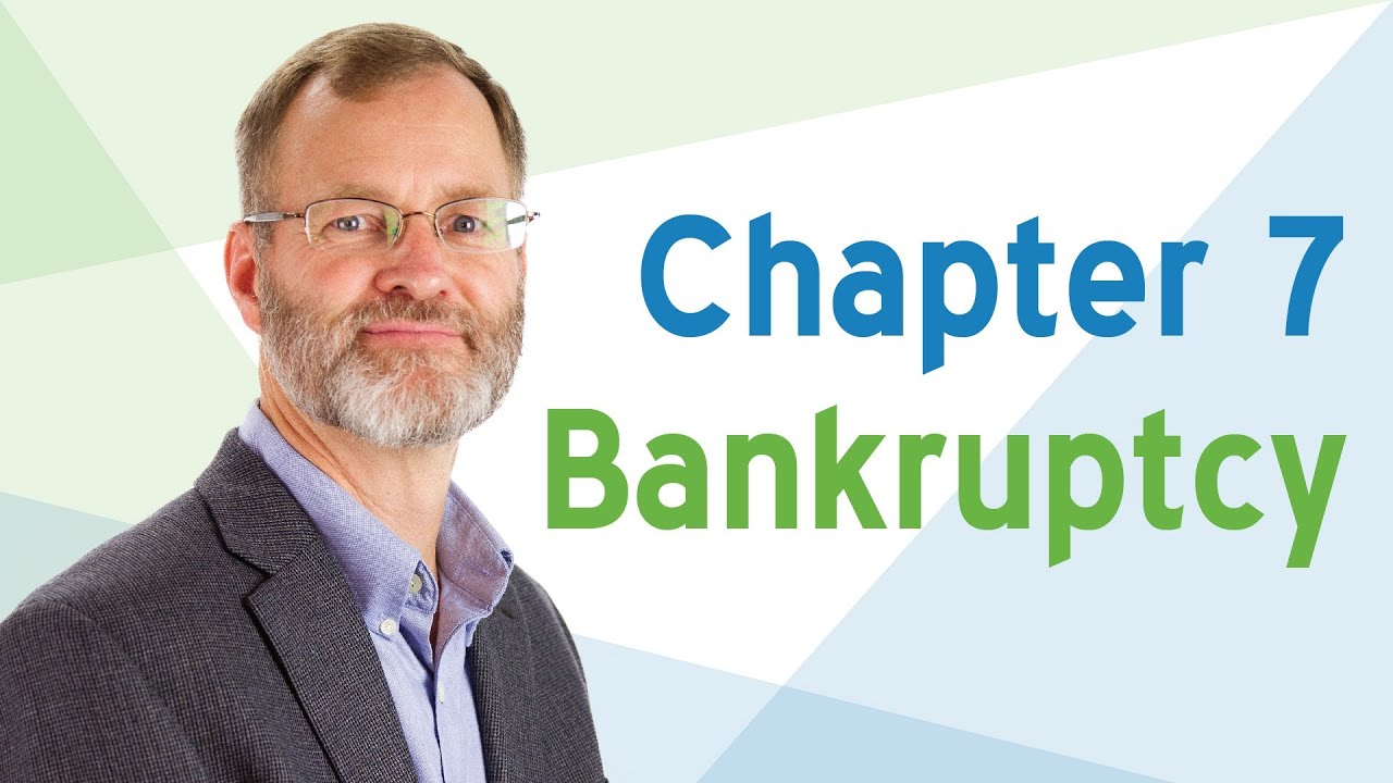 AVVO: Chapter 7 Bankruptcy - YouTube