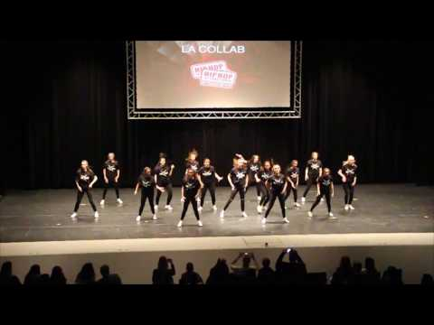 LACOLLAB  - 1st place Hip Hop International Switzerland (HHI)