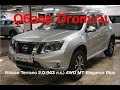 Nissan Terrano 2019 2.0 (143 л.с.) 4WD МT Elegance Plus - видеообзор