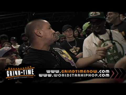 Grind Time Presents: Thesaurus vs Illmaculate Part 1 of 3