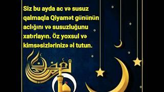 Dini status Ramazan ayı