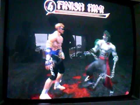 Aprenda A Dar Fatalitys No Mortal Kombat Armagedom