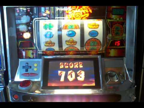 Azteca Slot Machine (Skill Stop) Bonus