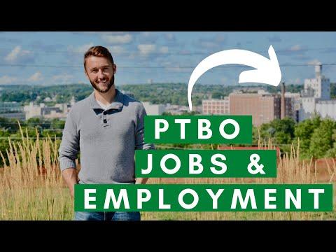 Peterborough's Top Employment Industries
