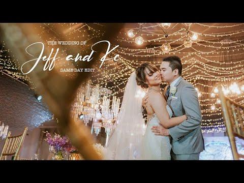 Jeff and Kc | THUNDERBIRD, LA UNION On Site Wedding Film by Nice Print Photography