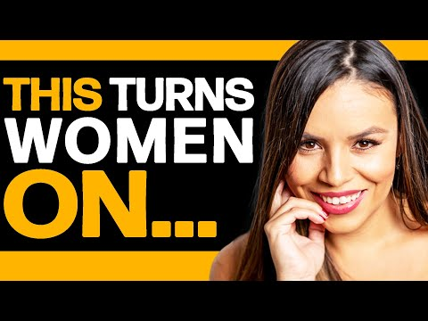 what turns women on