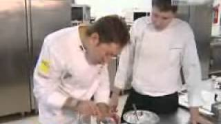 Шеф-повар с мировым именем пензенские повара готовят под присмотром Чезара Мунтиану (22.10.2012)