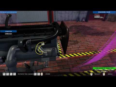 Truck Mechanic Simulator 15  