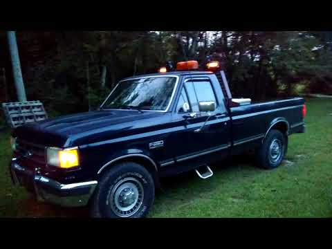 "My ""New"" 89 Ford F250"