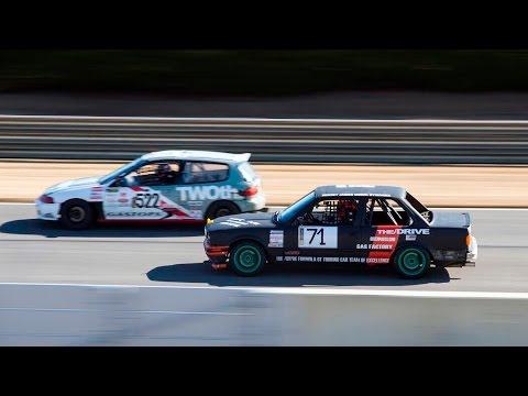 Project $2,000 E30 BMW Finale: Racing In Chump Car [Episode 5] — /BORN A CAR