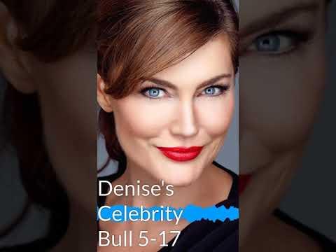 Denise Plante - Denise's Celebrity Bull 5-17