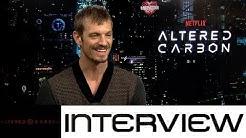 Altered Carbon: Interview mit Joel Kinnaman zum SciFi-Drama von Netflix